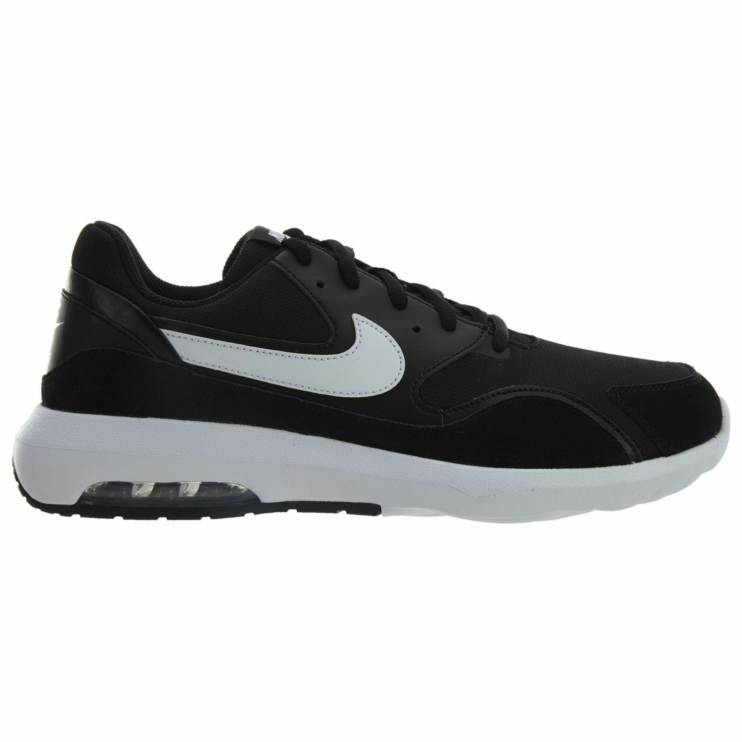 Nike Air Max Nostalgic Mens 916781-002 Black White Running shoes Size 8
