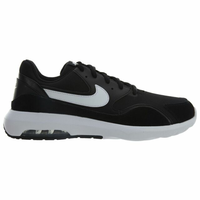 676748ede08 Frequently bought together. Nike Air Max Nostalgic Mens 916781-002 Black  White ...
