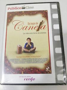 UN-TOQUE-DE-CANELA-DVD-SLIM-ESPANOL-GRIEGO-TURCO-TASSOS-BOULMETIS-NUEVA