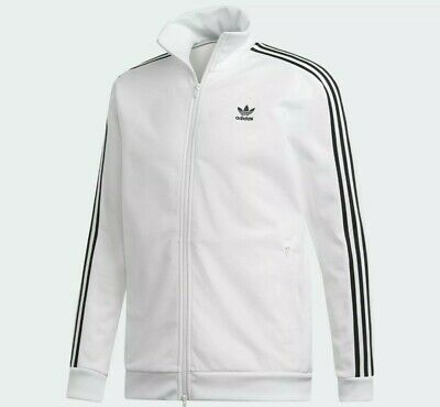 [DV1521] Mens Adidas Originals Beckenbauer Track Top Jacket Mens Size Medium | eBay
