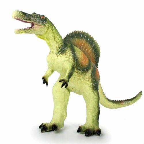 "25/"" Spinosaurus Rex Big Dinosaur Toy Soft Plastic Animal Model Jurassic Figure"