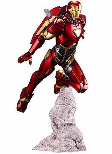 KOTOBUKIYA ARTFX PREMIER MARVEL UNIVERSE Iron Man 1 10 scale Japan version