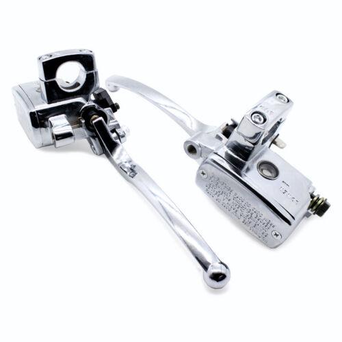"7//8/""or1/""Brake Clutch Master Cylinder Lever for Honda VT750 Shadow Ace Aero Spirt"