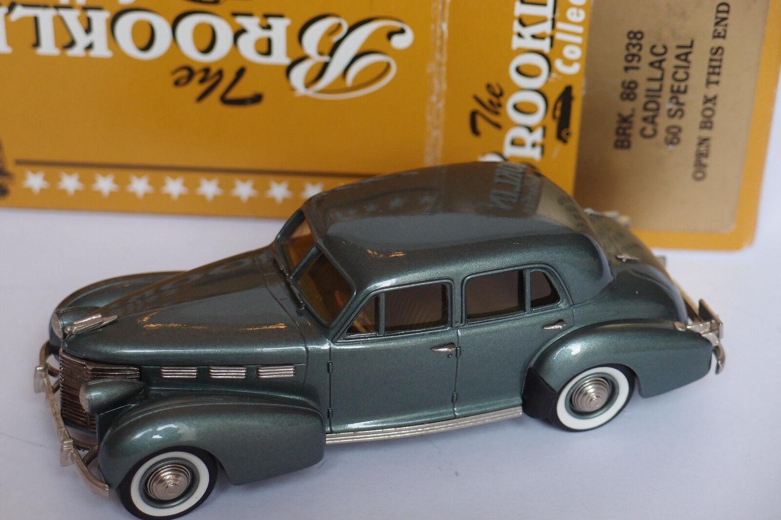 Brooklin brk - 86 1938 cadillac 60 spezielle 1   43
