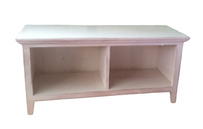 Attrayant Cubby Hallway Storage Bench 2 Compartment Boot Bench   EBay
