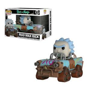 Rick and Morty Mad Max Rick Pop! Ride