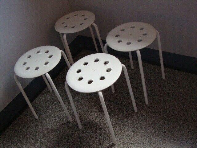 Taburet, 2 stole / 2 Taburetterne Marius Ikea