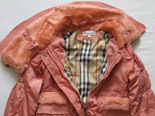 SNOW BOUTIQUE Design Ragazza Cappotto Inverno Fall colore della luce dimensioni 6-7-8-09-ten anni