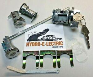 New 1970 1971 Belvedere Road Runner Ignition Door Trunk Lock Set Oe Keys Ebay