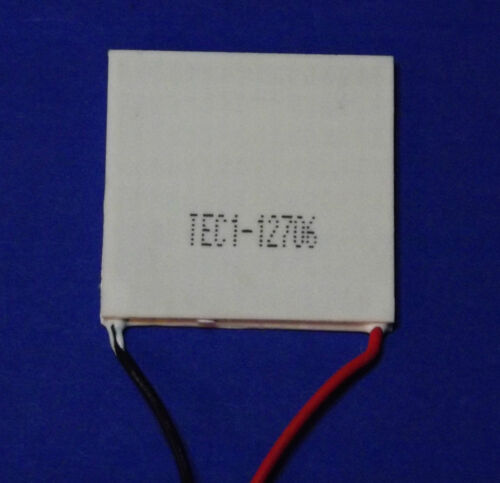 Peltier-Element TEC Thermo Electric Cooling Elektrothermischer Wandler 12V 6A