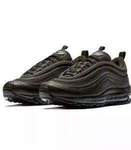 Details about Nike Air Max 97 SE Velvet Brown Gridiron AQ4126 201 Athletic Mens Sz 8.5 w box