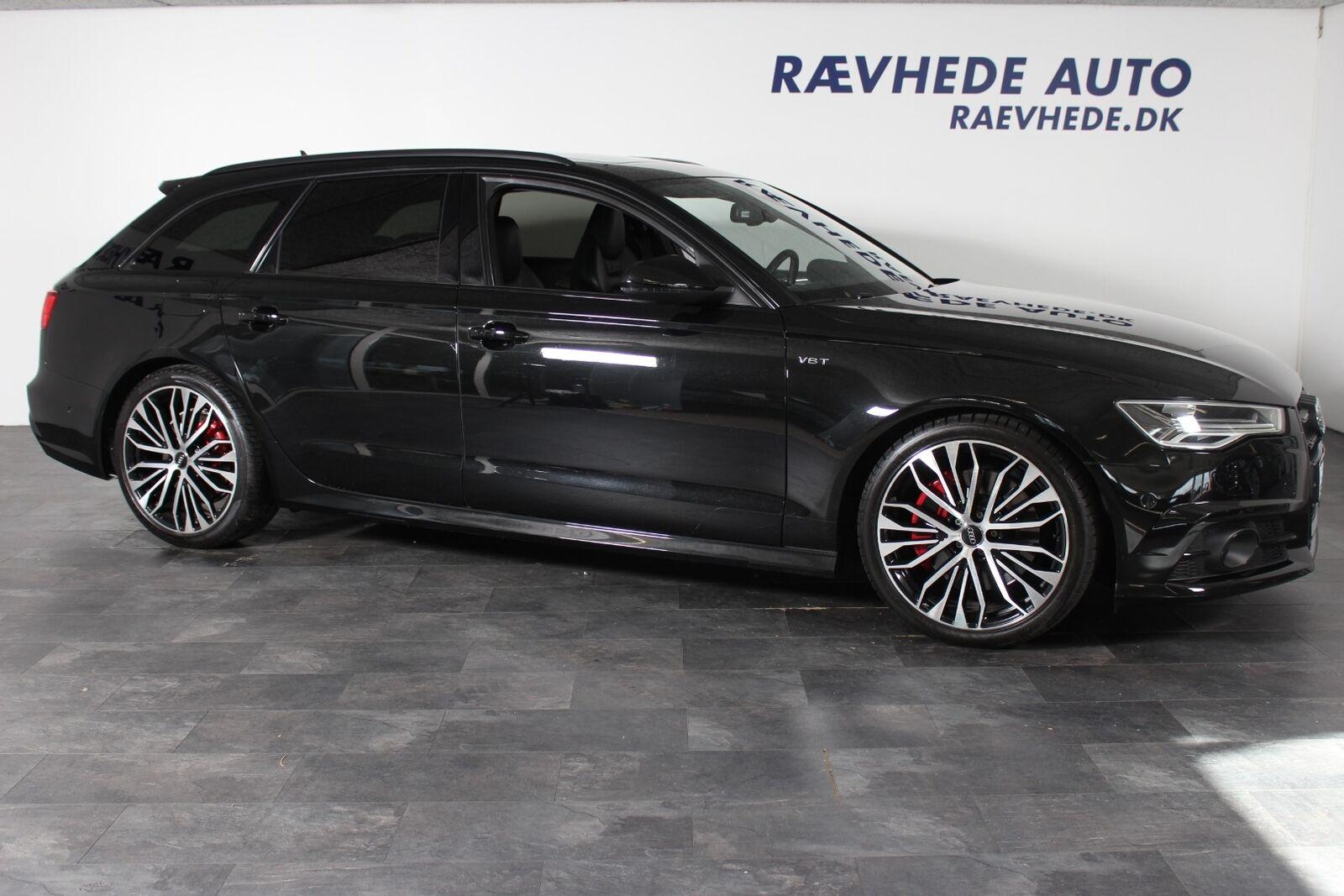 Audi A6 3,0 TDi 326 Competition Avant quattro Tiptr. 5d - 4.449 kr.