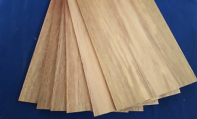 1 × Solid African Mahogany Wood Sheets 3mm 4mm or 6mm