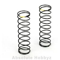 Team Losi Racing Rear Shock Spring, 2.0 Rate, Yellow - TLR5167
