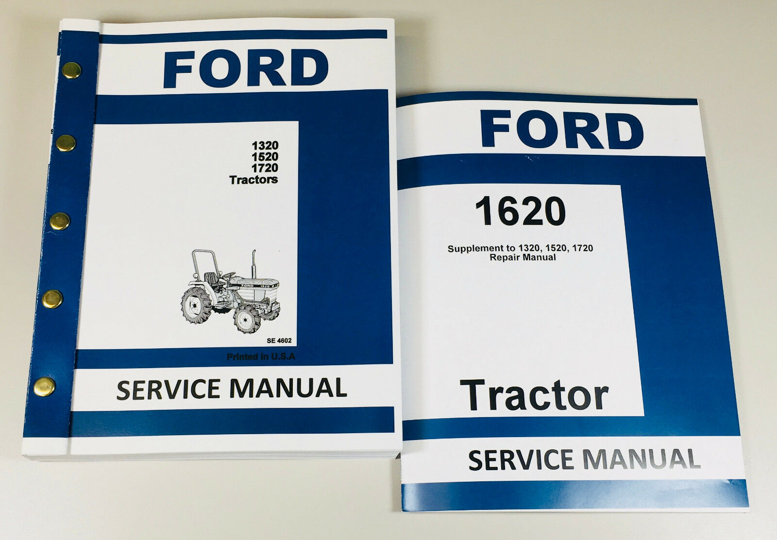 Power King 1620 Tractor Wiring Diagram Library Ford Service Repair Shop Manual Technical Factory 871 Specs
