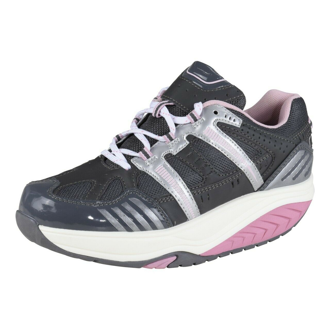 Action Activity women Sport shoes Benessere grey Fucsia