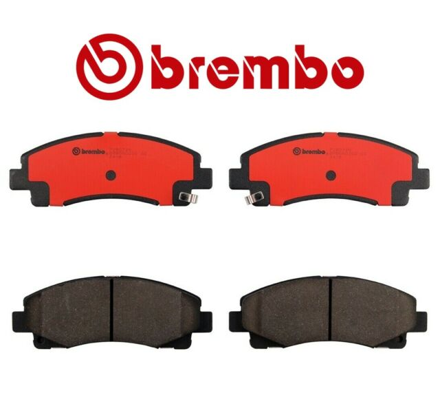 NEW For Acura TL TLX 2009-2016 Front Disc Brake Pad Brembo