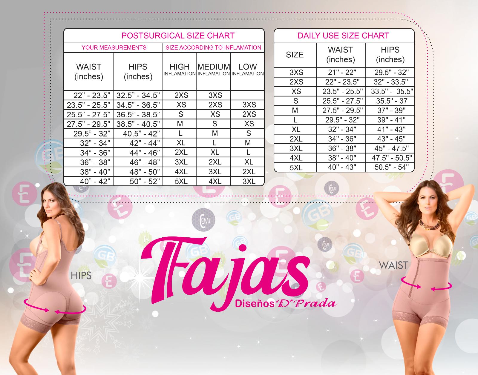 Fajas&fajate Colombianas Women Body Colombiano Butt Lifter Shaper Levanta Cola Women's Lingerie, Intimates