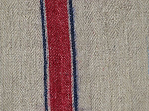 V7569-Leinensack-Getreidesack-um-1940-old-grain-bag-SACK-LEINEN-TOP