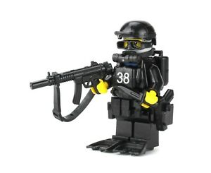Navy-SEAL-Special-Forces-Diver-SKU68-Battle-Brick-made-real-LEGO-minifigure