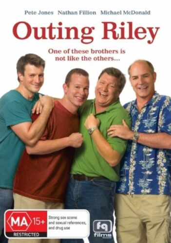1 of 1 - Outing Riley (DVD, 2008)-REGION 4-Brand new-Free postage