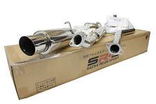 SR*S SCION TC CATBACK EXHAUST SYSTEM 2005 2006 2007 2008 2009 2010 T-304 SRS