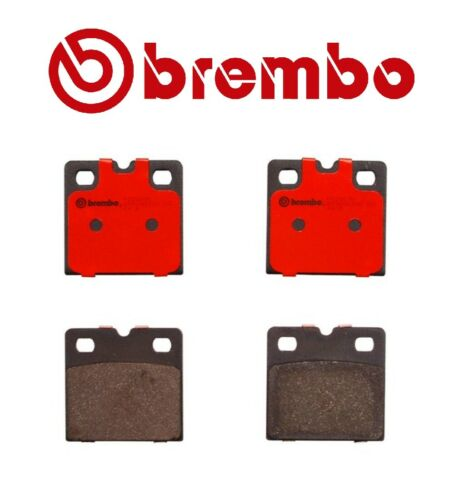 NEW For Audi R8 2008-2018 Rear Ceramic Parking Disc Brake Pad Set Brembo P02001N