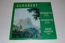 Schubert~Impromptus Op. 90~Impromptus Op. 142~Ingrid Haebler~FAST SHIPPING