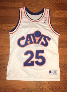 Details about Vintage Champion NBA Cleveland Cavaliers Cavs Mark Price Jersey 40 MEDIUM M