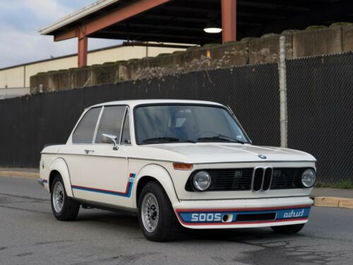 BMW 2002 1802 1602 TURBO DECAL KIT FULL STICKER SET SIDE STRIPES BUMPER E10
