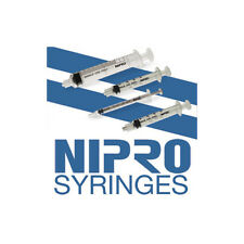 Nirpo 3mlcc Luer Lock No Needle Box Of 100
