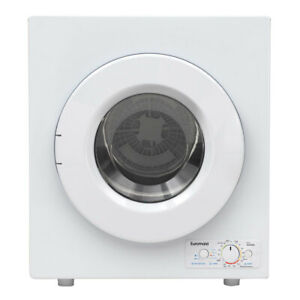 Euromaid 4.5kg Front Load Clothes Dryer Wall Mount/Stand Drying Machine White