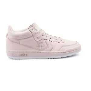 a916e276e44 Image is loading Converse-Fastbreak-Leather-Mono-Lux-Pink-Leather-Mens-