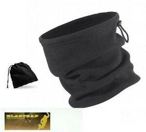 6e0f390de9b4 Echarpe polaire cache cou foulard masque col bonnet homme femme ...
