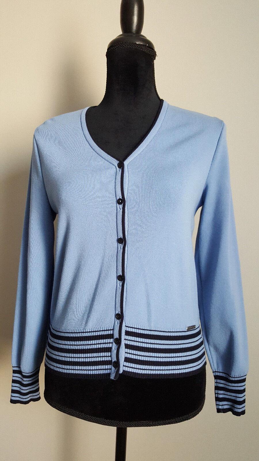 Women's Cardigan Sweater Geiger of Austria Size US 2,