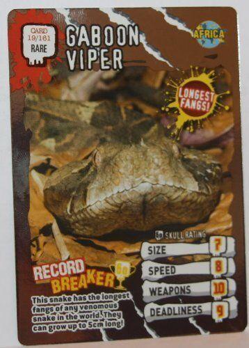 RARE /& SUPER RARE FOIL CARDS ...CHOOSE DEADLY 60 SERIES 2 TRADING CARDS