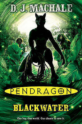 1 of 1 - Blackwater (Pendragon), MacHale, D. J., Very Good Book