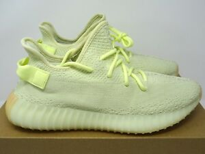 best loved ac1e8 63f96 Details about Adidas Yeezy Boost 350 V2 Butter Yellow UK 3 4 5 6 7 8 9 10  11 12 13 US