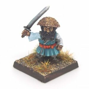 Samurai-Dwarf-Sword-Warhammer-Fantasy-Armies-28mm-Unpainted-Wargames