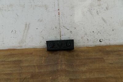 5J0820045C Bedienteil Bedienelement Klima Skoda Fabia II 5J Roomster Original