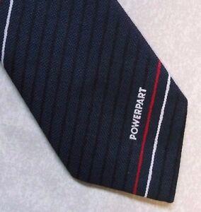 DéVoué Vintage Cravate Homme Cravate Powerpart Company-afficher Le Titre D'origine
