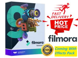 Preactivated Lifetime Fast Delivery Wondershare Filmora 9