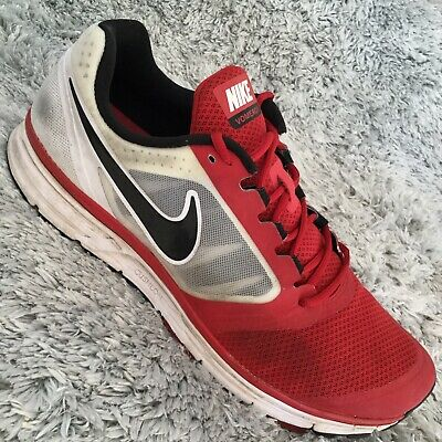 new concept b5cfb bb661 Nike Vomero 8 Mens Size 13 Running Shoes Red White Black H