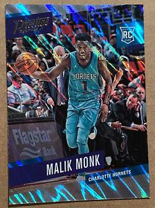 Malik-Monk-RC-2017-18-Rookie-Mist-Parallel-Charlotte-Hornets-161