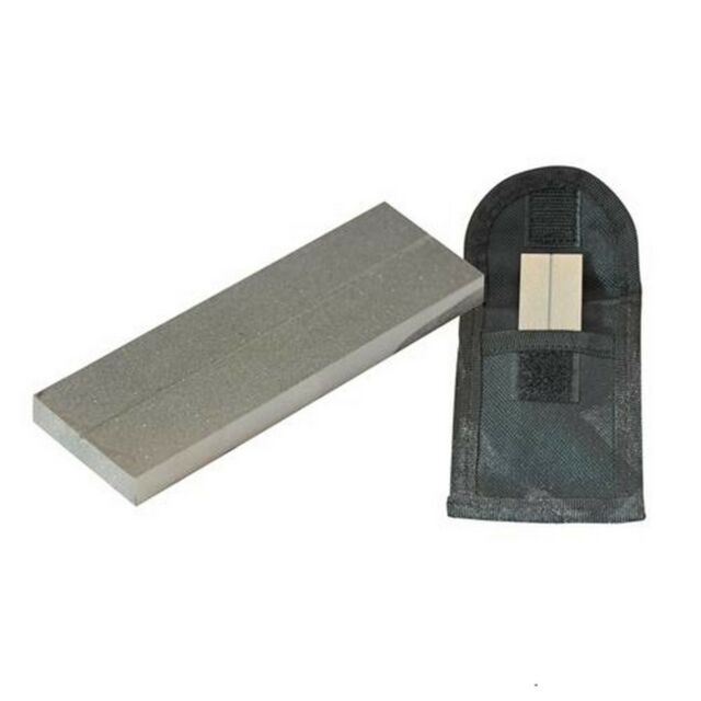 DIAMOND SHARPENING POCKET STONE FOR SHARPEN  KNIVES, TOOLS, ROUTER  CUTTERS