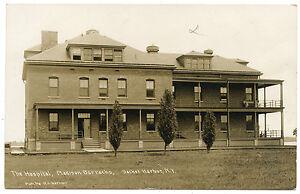 RPPC-NY-Madison-Barracks-U-S-Army-Sackets-Harbor-Brick-Hospital