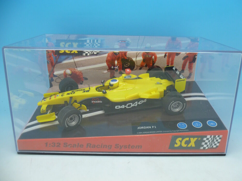SCX Jordan F1 Australie 61500