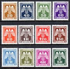 GERMANY Nazi Occupations BOHEMIA MORAVIA 1943 Official Swastika / Eagle MINT NH