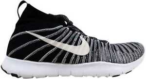 103ee8862c3c Nike Free Train Force Flyknit Black White-Volt 833275-002 Men s SZ 8 ...