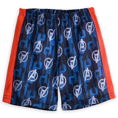 Disney Store Marvel Avengers Boy 2 PC Short Sleeve Pajama Set Size 5//6 7//8